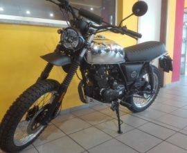 BRIXTON 125cc Felsberg XC